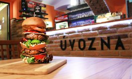 Burger bar Úvozna